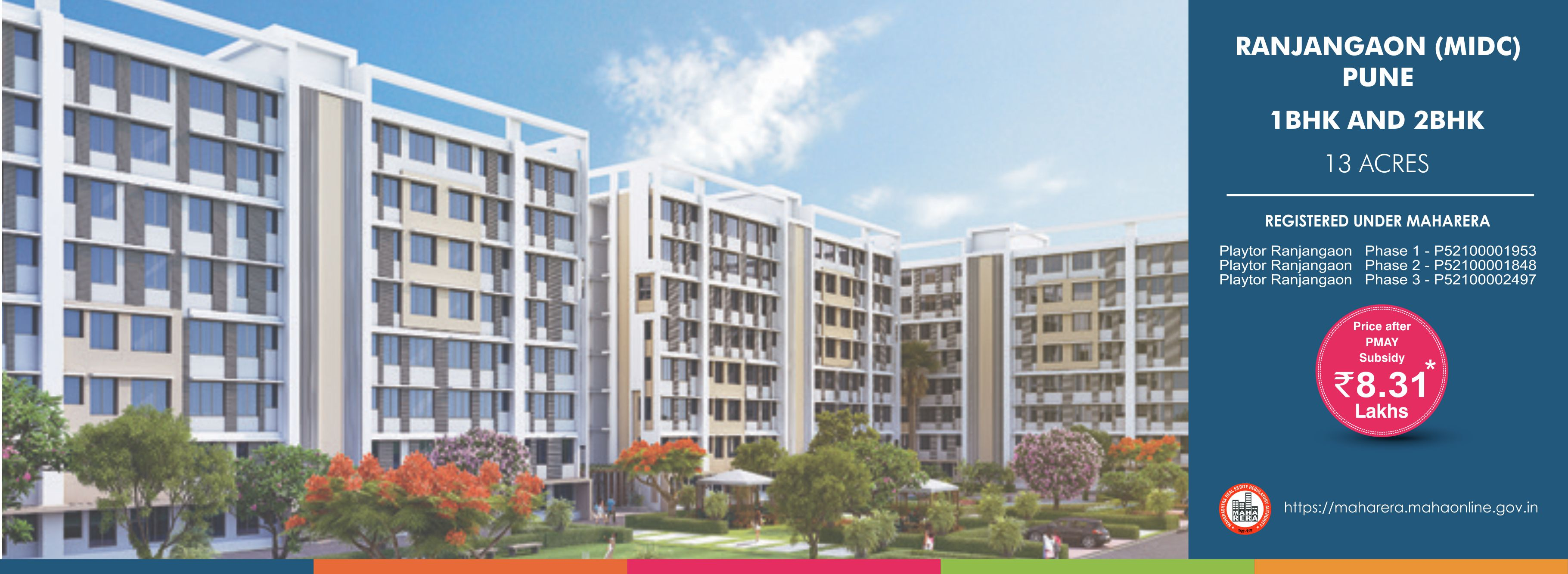 Low Budget Flats In Pune Below 10 To 15 Lakhs At Playtor